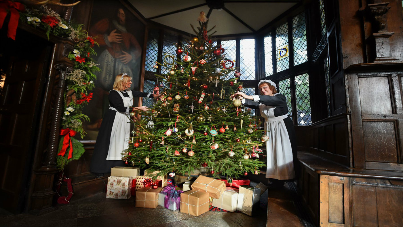 Experience a historic Christmas | National Trust